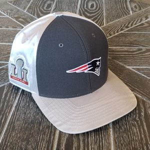 NWT New England Patriots Nike Super Bowl 51 Hat